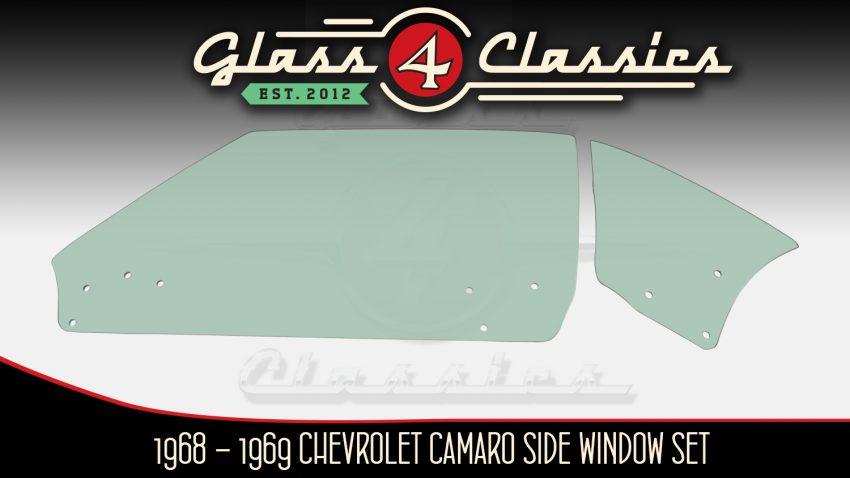 68 - 69 Camaro Side Set