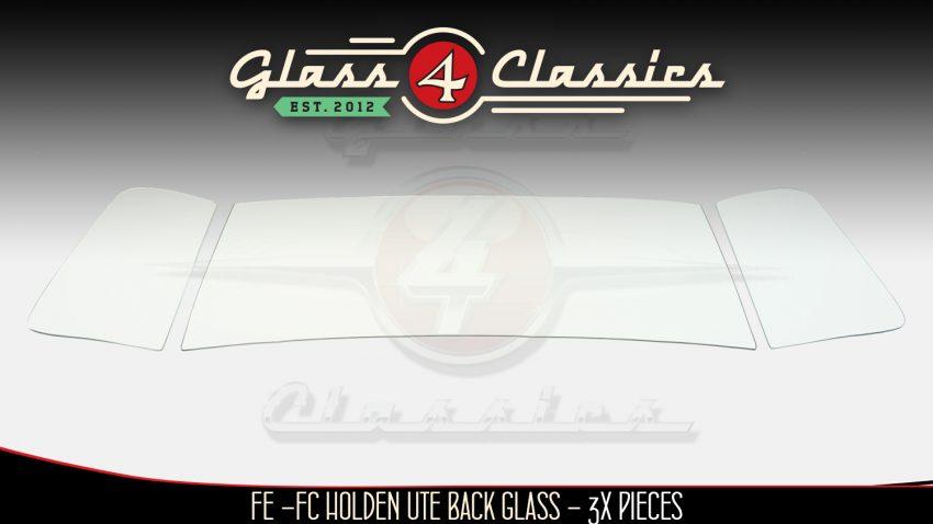 FE - FC Holden Ute Utility back glass