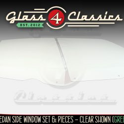 XA XB Ford Falcon Sedan side window glass