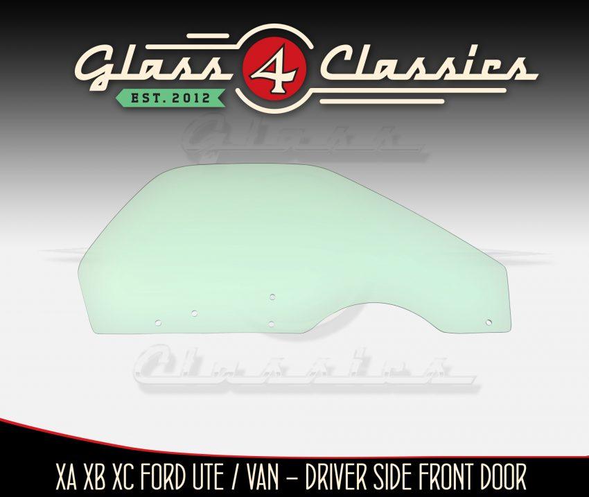XA XB XC Ford Falcon ute | van. Side window glass