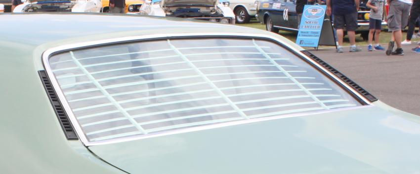 XC Ford Sedan Back Screen