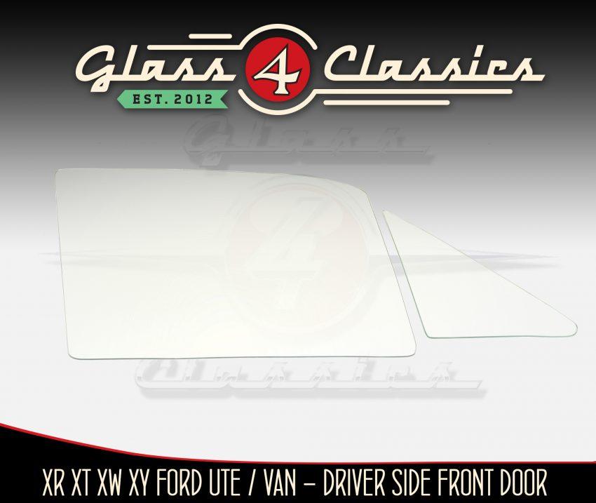 XR XT XW XY Ford Falcon Ute Van side windows