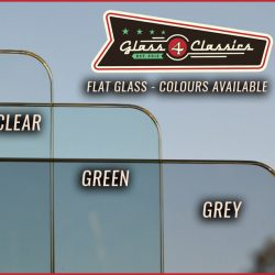 Glass 4 Classics - Available glass colours.