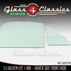 FJ Holden Van / Panel Van - Side window glass
