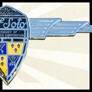 Vintage De Soto 1935 - 1947