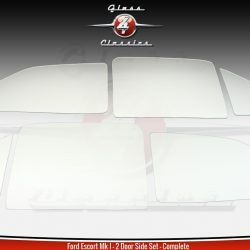 Ford Escort MK 1 Side Windows | NEW Glass