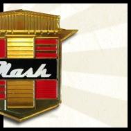 Classic Nash-Rambler 1950 - 1957