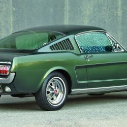 1965 - 1966 Ford Mustang Fastback Back Window