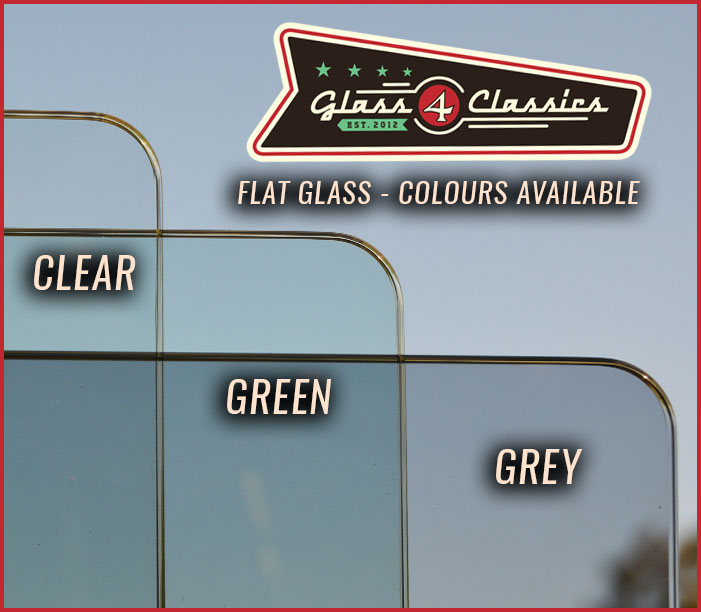 Glass 4 Classics - Glass Colours Available