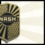 Vintage Nash 1935 - 1947