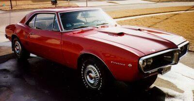 1967 Pontiac Firebird Trans AM Hardtop