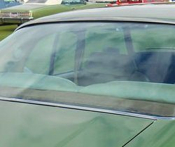 HQ HJ HX HZ Holden coupe Monaro Back window glass