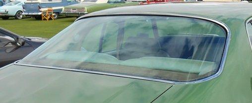 HQ HJ HX HZ Holden coupe Monaro Back window glass