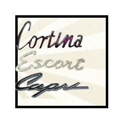 Escort - Capri - Cortina | Windscreens Side windows Back glass