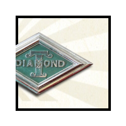 DIAMOND T Truck CLASSIC | Windscreens Side windows Back glass
