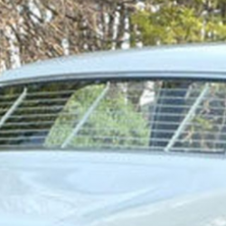 HK HT HG Holden Sedan Brougham Premier Back window glass