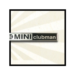 Mini clubman 'CLASSIC' - Replacement Glass NEW