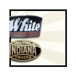 "WHITE TRUCK ""VINTAGE"" - Replacement Windows"