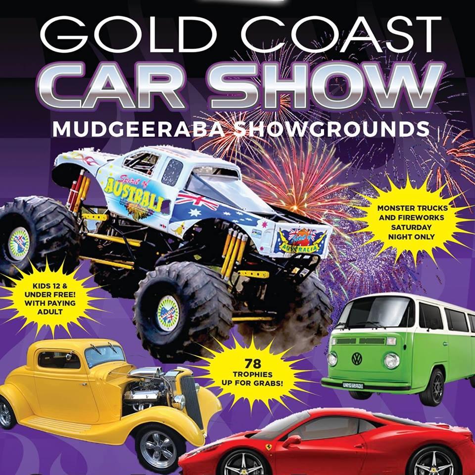 Gold Coast Car Show Gold Coast Car Show - Monster car show