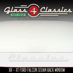 XR XT Ford Falcon Sedan Back Glass | Rear screen | New