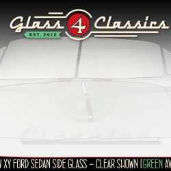 XR XT XW XY Ford Falcon side windows from Glass 4 Classics