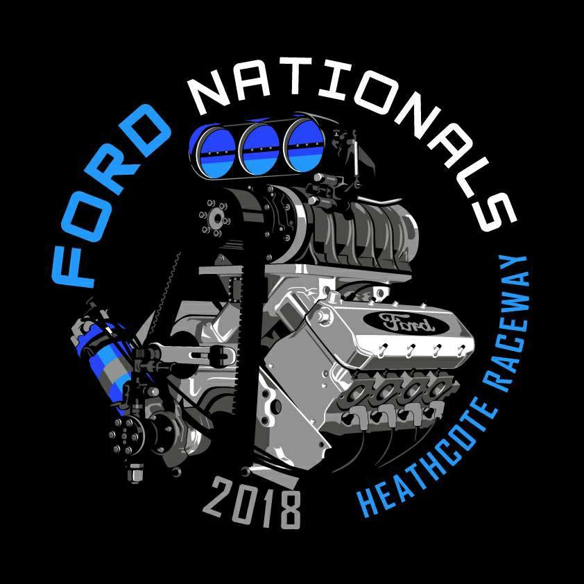 The Ford Powered Nationals 2018 Glass 4 Classics