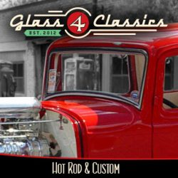 HOT ROD STREET ROD Windscreens Side windows Back glass