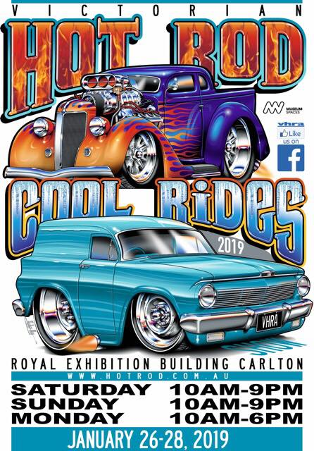 Image result for 2019 victorian hot rod show